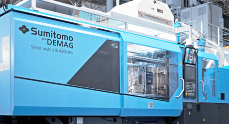 Sumitomo Shi Demag Uk Injection Moulding Machines